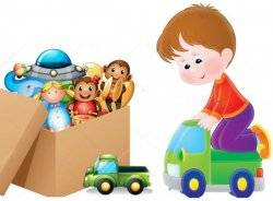 Корзины для игрушек