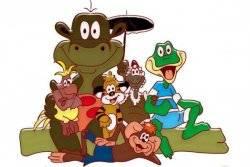 Игрушки с героями из нашего детства