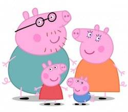 Игрушка Свинка Пеппа Pig Peppa
