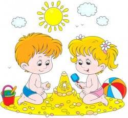 Песочные наборы и игрушки для лета