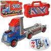 Набор инструментов Конструктор в чемодане-трейлере 661-189