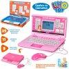 Ноутбук детский компьютер 35 функций 11 игр 9 мелодий 7442-7443